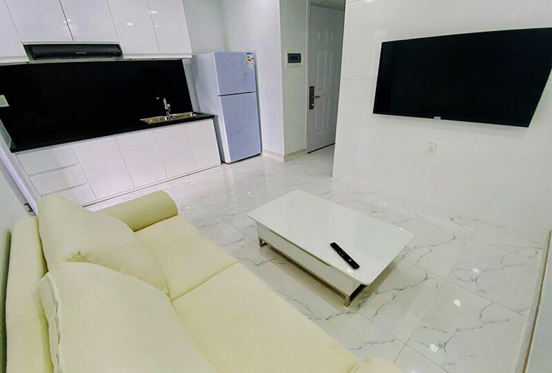 SGrenting Homes serviced apartment for rent in Binh Thanh District 18