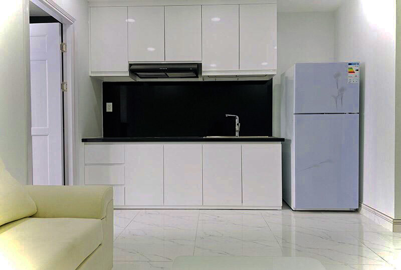 SGrenting Homes serviced apartment for rent in Binh Thanh District 21