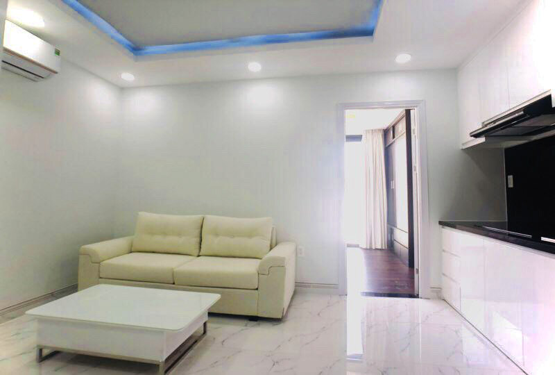SGrenting Homes serviced apartment for rent in Binh Thanh District 8