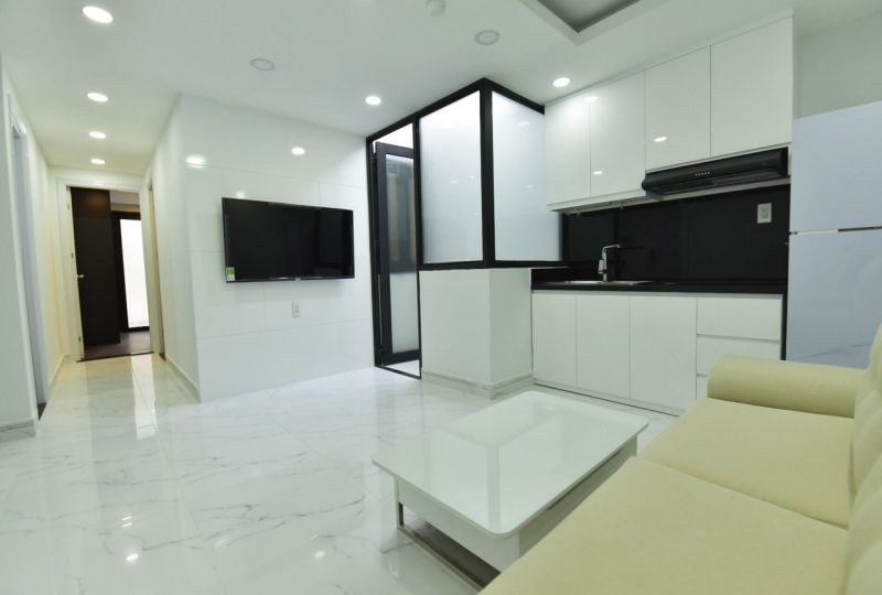 Sgrenting Homes serviced apartment for rent in District 3 - 2 Bedroom Suite