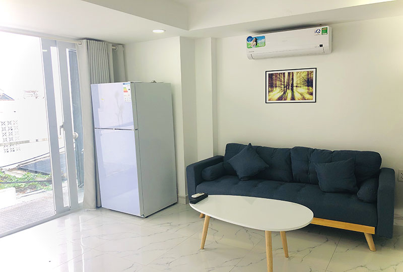 Sgrenting serviced apartment for rent in Phu Nhuan District