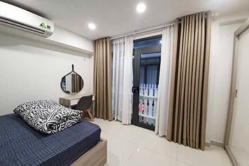 Single bedroom serviced apartment for lease in Binh Thanh Dist, Tran Ke Xuong St