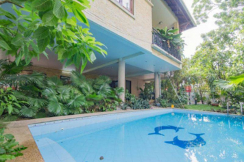 Spacious villa for lease on Thao Dien area Ho Chi Minh city - District 2
