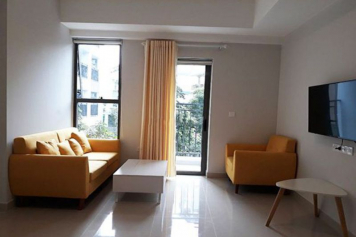 Studio apartment for rent on Botanica Tower Phu Nhuan District Ho Chi Minh City