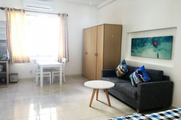 Studio serviced apartment for rent in Ho Chi Minh city, Ly Chinh Thang street, district 3.