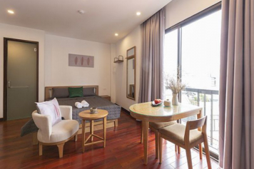 Thach Thi Thanh serviced apartment for lease in Tan Dinh ward district 1 Ho Chi Minh