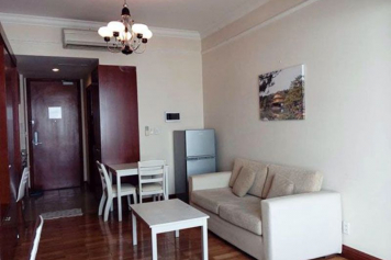 The Manor officetel serviced apartment for lease in Binh Thanh district, Saigon.