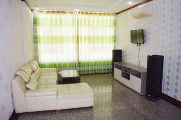 Three bedroom apartment for lease in Hoang Anh Gold house district 7