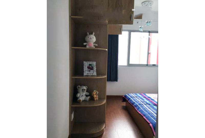 Two bedroom apartment in Celedon City Tan Phu district for rent 2