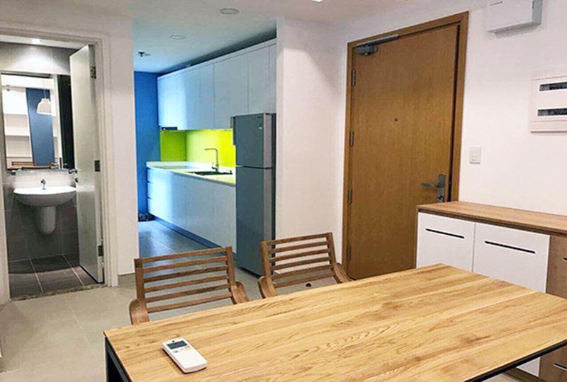 2 Bedroom Apartment In Masteri Thao Dien District 2 For Rent Rental 700 Id 519