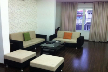 Two bedroom serviced apartment in Phu Nhuan district HCMC for rent