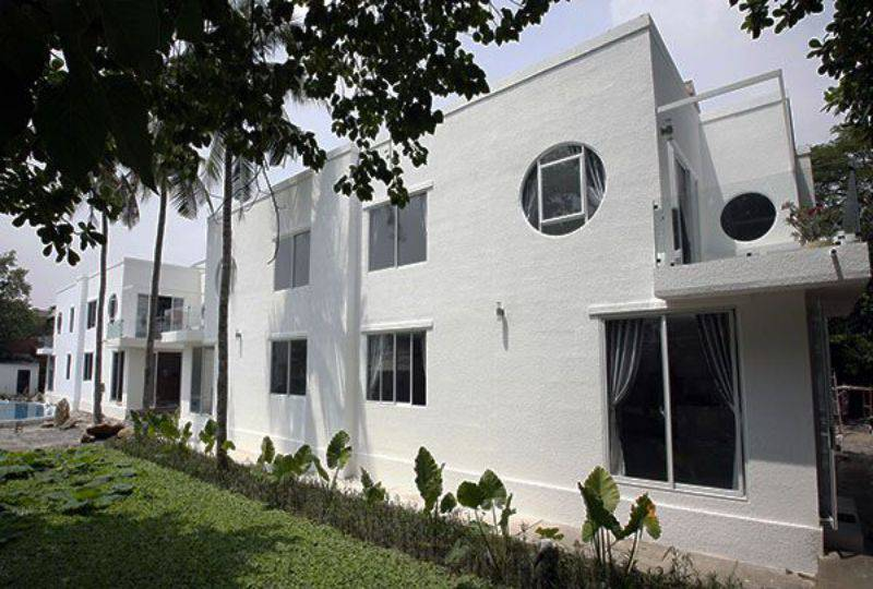 Villa for rent in Tran Nao street Binh An ward District 2 - Cozy and airy style. 1