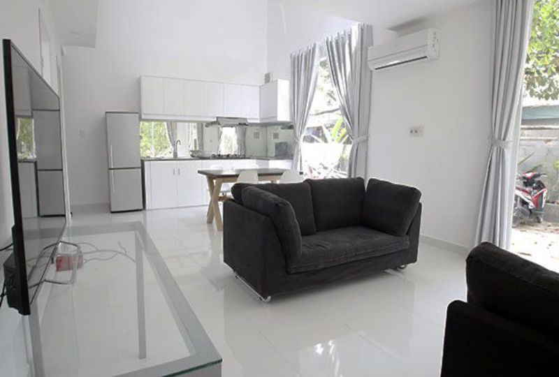Villa for rent in Tran Nao street Binh An ward District 2 - Cozy and airy style. 2