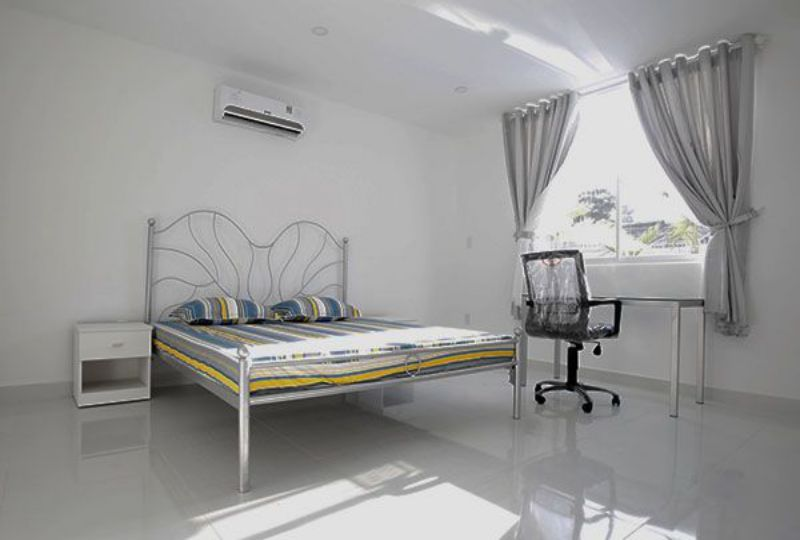 Villa for rent in Tran Nao street Binh An ward District 2 - Cozy and airy style. 4