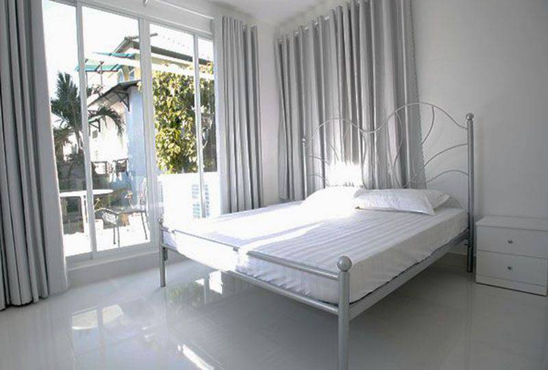 Villa for rent in Tran Nao street Binh An ward District 2 - Cozy and airy style. 5