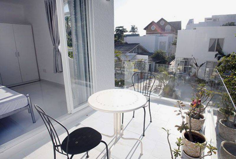 Villa for rent in Tran Nao street Binh An ward District 2 - Cozy and airy style. 6