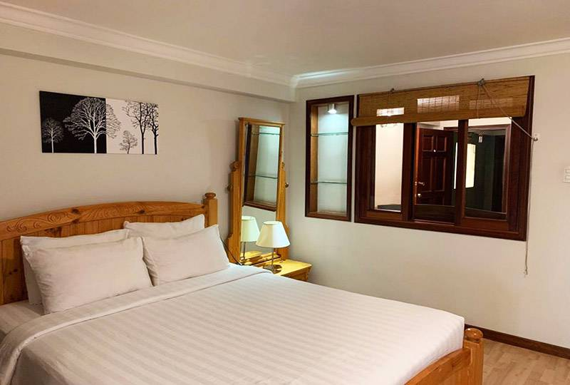 Vintage serviced apartment in district 3 Ho Chi Minh city for rent 1