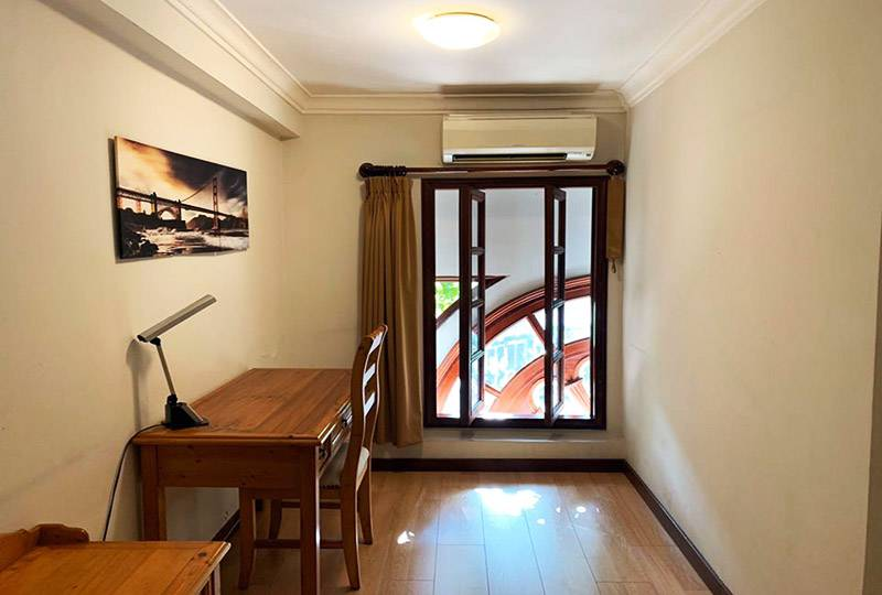 Vintage serviced apartment in district 3 Ho Chi Minh city for rent 5