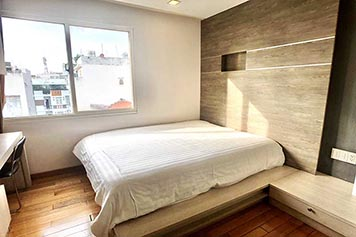 Warmly serviced apartment for lease in District 3 Saigon