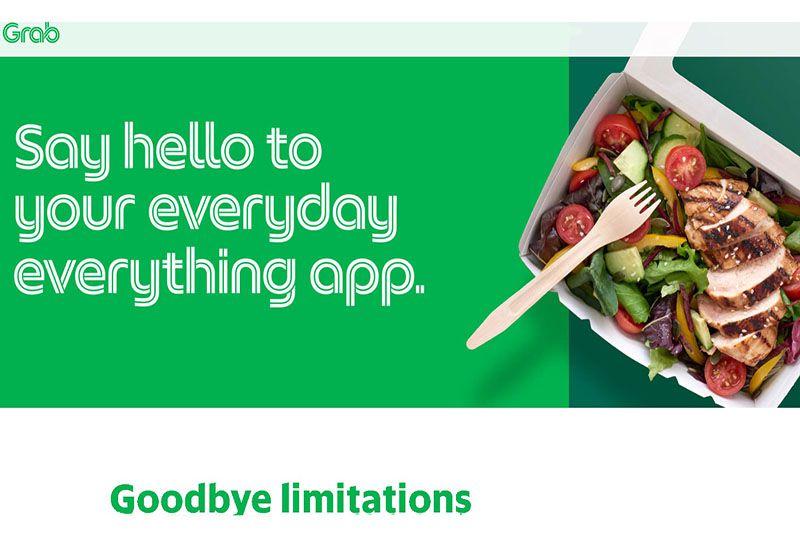 Grabfood Application