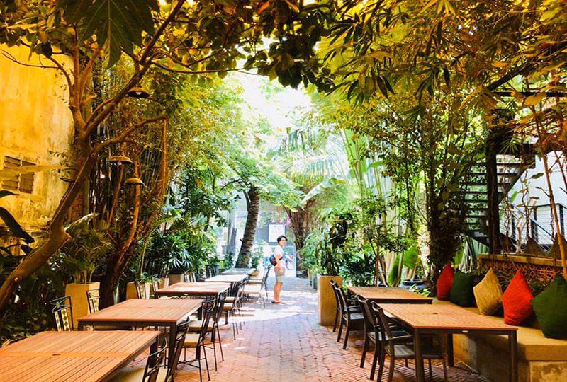 Bui Garden Restaurants