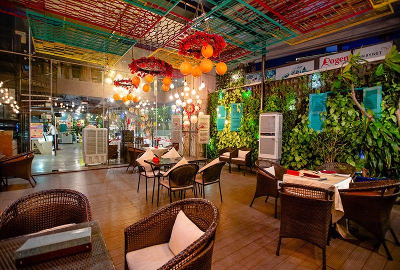 En Tea House & Restaurant