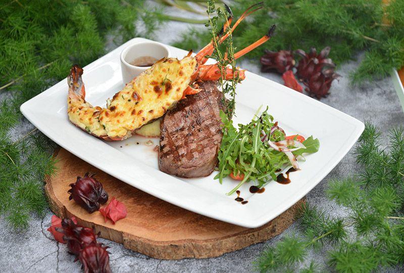 Jaspas - HCMC restaurant