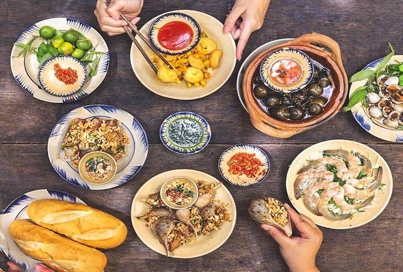 Saigon seafood