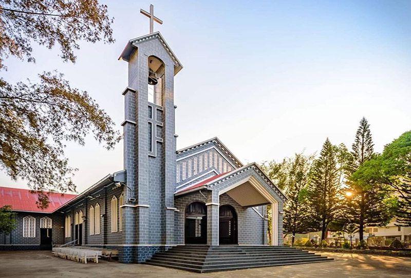 Thanh Tam Church