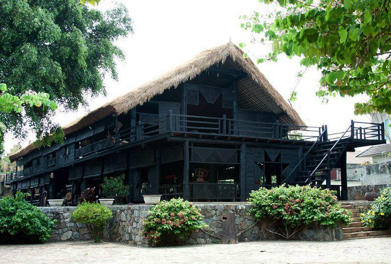 Trung Nguyen Legend coffee village