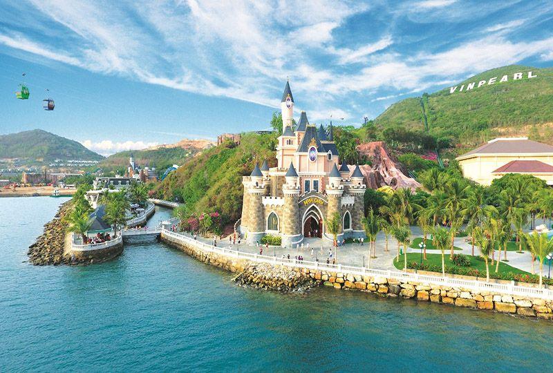 Vinpearl Land Nha Trang resort